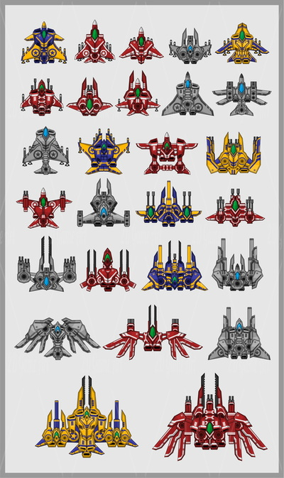 Top down 2d game sprites « Top 80 aircraft games