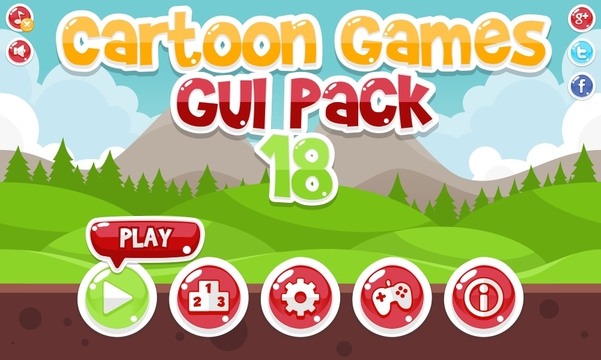 game gui cute kids girl